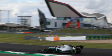 F1 Formula 1 British Grand Prix Silverstone