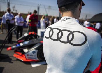 Formula E Daniel Abt Audi