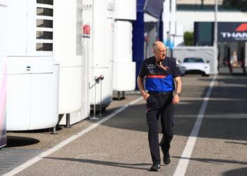 F1 Formula 1 Daniil Kvyat Alpha Tuari Franz Tost Pierre Gasly