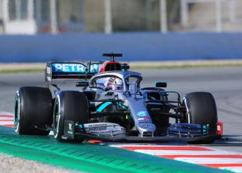 F1 Formula 1 Mercedes reverse grid race