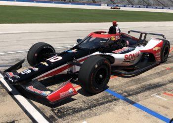 IndyCar Texas Motor Speedway Results Practice