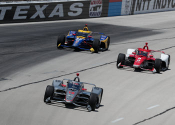 IndyCar qualifying results Texas motor Speedway