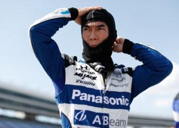 IndyCar Takuma Sato Rahal Letterman Lanigan Qualifying