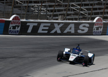 IndyCar Texas Motor Speedway Josef Newgarden