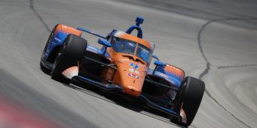 Scott Dixon Texas Motor Speedway Genesys 300