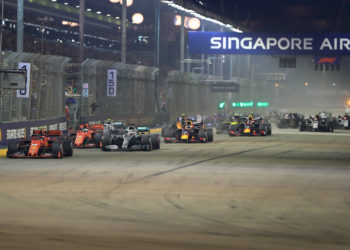 F1 Formula 1 Singapore Grand Prix Marina Bay cancelled FIA FOM Liberty Media