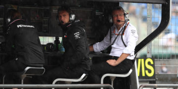 F1 Formula 1 Mercedes engine Andy Cowell