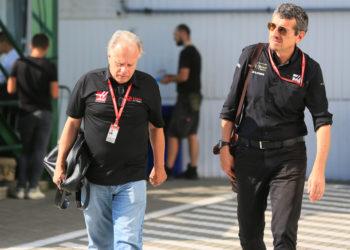 F1 Formula 1 Gene Haas Guenther Steiner Concorde Agreement