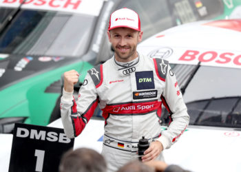 Audi pick Rast to replace Abt for the end of season 6