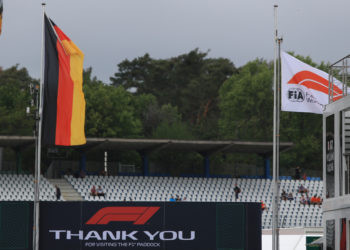 F1 Formula 1 German Grand Prix Hockenheim RTL television