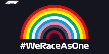 F1 Formula 1 We Race As One WeRaceAsOne