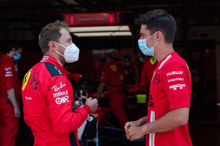 F1 Formula 1 Austrian Grand Prix Mugello testing Ferrari