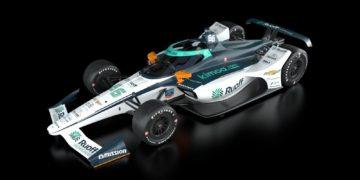 Fernando Alonso Indy 500 Arrow McLaren SP