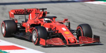 F1 Formula 1 Ferrari upgrades updates