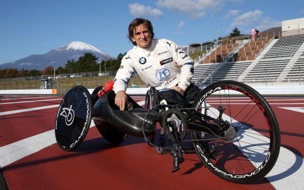 F1 Formula 1 Alex Zanardi Santa Maria alle Scotte intensive care