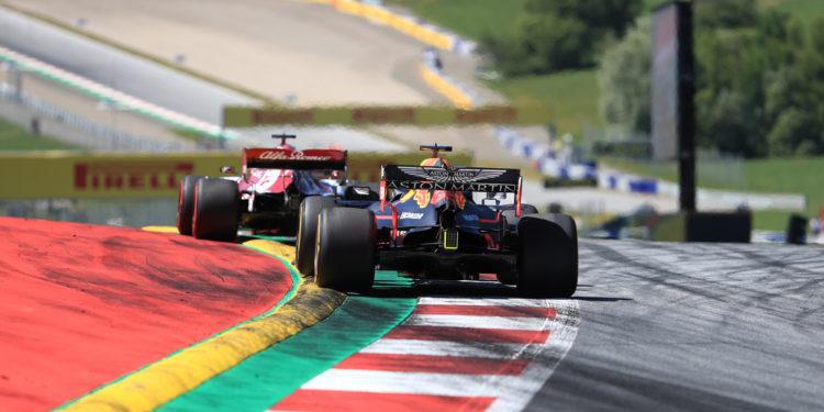 F1 Formula 1 Austrian Grand Prix Red Bull Ring Practice