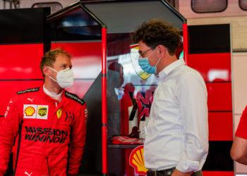 Brawn F1 Formula 1 Mattia Binotto Austrian Grand Prix Sebastian Vettel