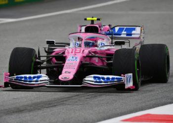 midfield F1 Formula 1 Austrian Grand Prix Racing Point Sergio Perez Lance Stroll McLaren Lando norris Carlos Sainz
