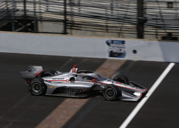 Will Power Indianapolis Motor Speedway Jack Harvey
