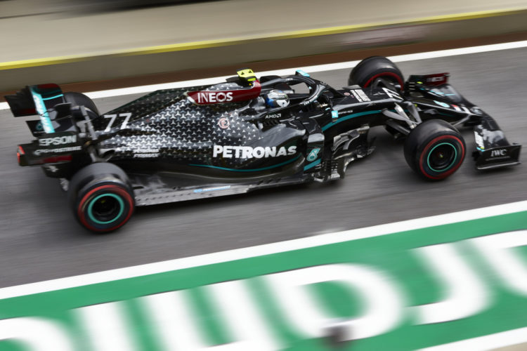 F1 Formula 1 Austrian Grand Prix qualifying Mercedes Ferrari