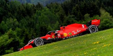 F1 Formula 1 Ferrari Sebastian Vettel