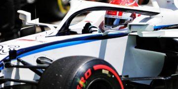F1 Formula 1 Williams George Russell qualifying