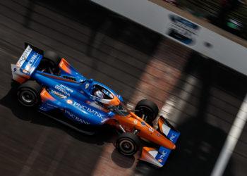 Scott Dixon Indianapolis Motor Speedway
