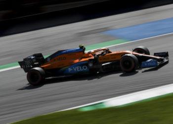 F1 Formula 1 McLaren Seidl Austrian Grand Prix