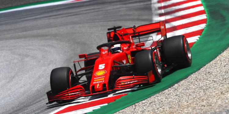 F1 Formula 1 Ferrari Austrian Grand Prix Ferrari top speeds