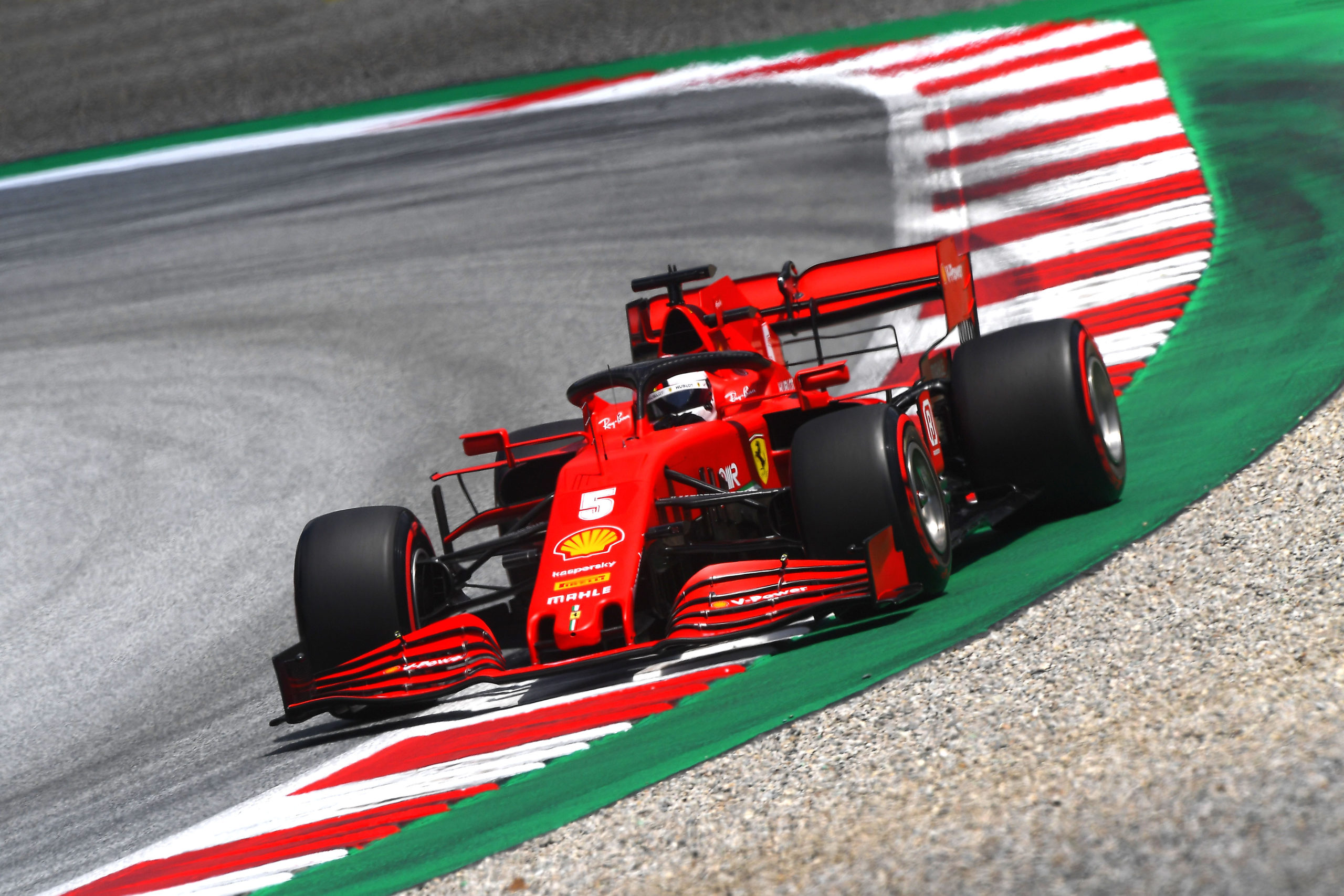 Austrian Grand Prix – Ferrari's shocking lack of pace in qualifying came as a surprise to many on Saturday, but not when you look at the figures�