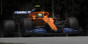 F1 Formula 1 McLaren Lando Norris Austrian Grand Prix