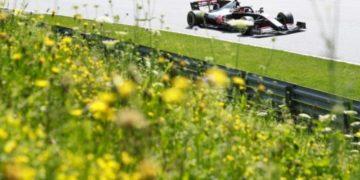 F1 Formula 1 Austrian Grand Prix Starting Grid