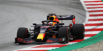 F1 Formula 1 Red bULL Racing Max Verstappen Austrian Grand Prix Max verstappen electrical issue