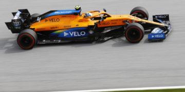 F1 Formula 1 McLaren Andreas Seidl Lando Norris Austrian Grand Prix