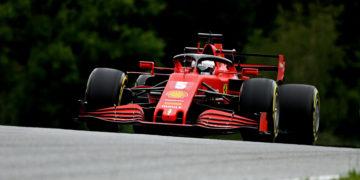 F1 Formula 1 Sebastian Vettel Steirmark Grand Prix Ferrari Camilleri