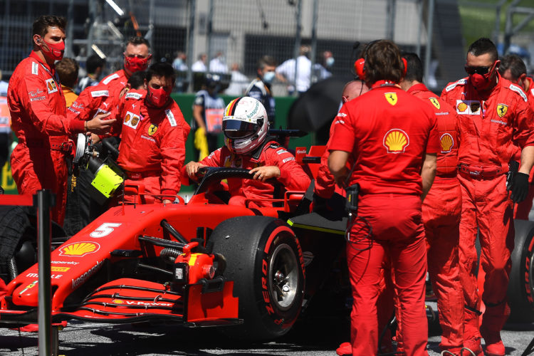 FIA agreement F1 Formula 1 engine team bosses Ferrari