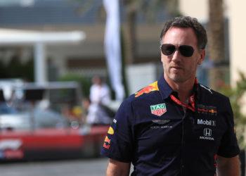 Hamilton F1 Formula 1 Albon Styrian Grand Prix Christian Horner Red Bull Racing