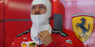 F1 Formula 1 Sebastian Vettel Ferrari Styrian Grand Prix Red Bull Racing Renault