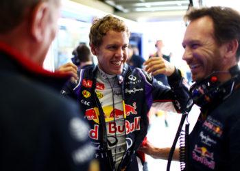 F1 Formula 1 Styrian Grand Prix Red Bull Horner Vettel