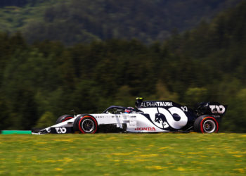 F1 Formula 1 FP1 Practice results Styrian Grand Prix