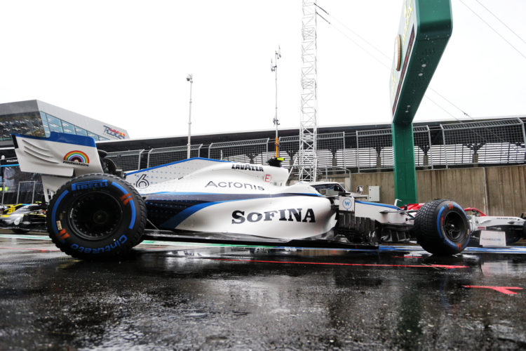 F1 Formula 1 Results Qualifying Styrian Grand Prix Q1 Q2 Q3