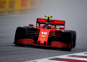 F1 Formula 1 Styrian Grand Prix Charles Leclerc penalty