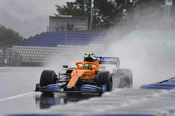 F1 Formula 1 Styrian Grand Prix Norris
