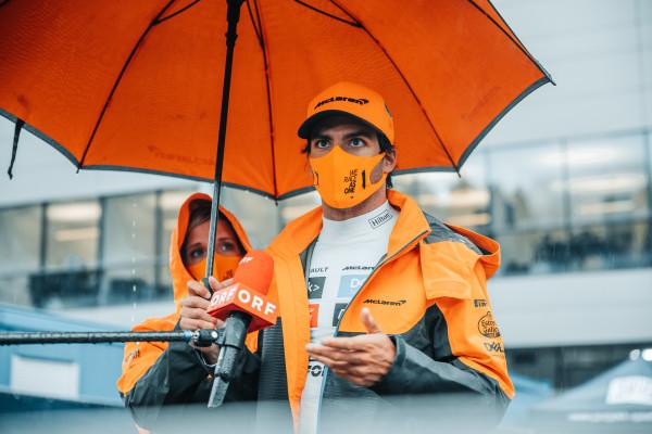 F1 Formula 1 McLaren Sainz Styrian Grand Prix