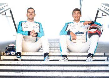 F1 Formula 1 Williams Russell Latifi Hungarian Grand Prix