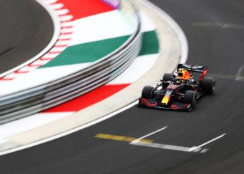 F1 Formula 1 FP2 Second Practice Hungarian Grand Prix