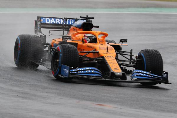 F1 Formula 1 McLaren Carlos Sainz Hungarian Grand Prix qualifying
