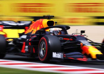 F1 Formula 1 Red Bull Hungarian Grand Prix Verstappen Albon Horner