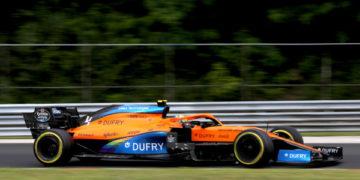 F1 Formula 1 McLaren Hungarian Grand Prix Norris