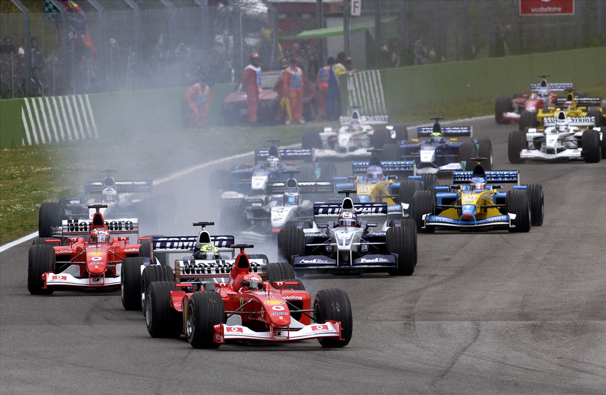 Formula 1 Imola Portimao And Nurburgring Added To 2020 F1 Calendar